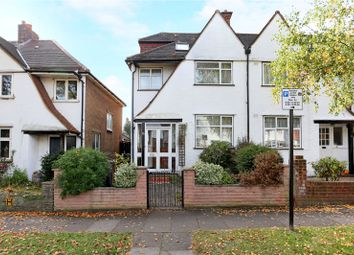 Thumbnail 4 bed semi-detached house for sale in Park Drive, Acton