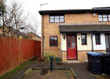 Thumbnail 2 bed end terrace house for sale in Burley Hill, Newhall, Harlow