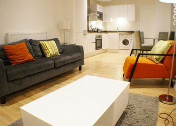 Thumbnail 2 bed flat to rent in Admirals Tower, New Capital Quay, 8 Dowells Street, Greenwich, London