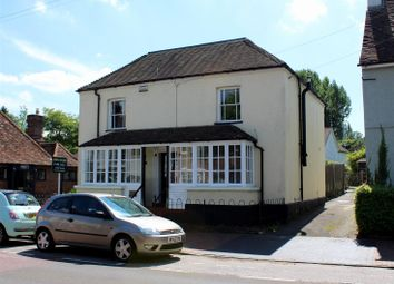 Thumbnail 4 bed detached house for sale in The Green, High Street, Brasted, Westerham