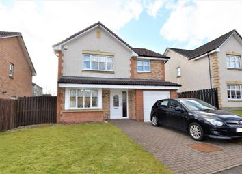 Thumbnail 4 bed detached house for sale in Tennant Wynd, Bellshill