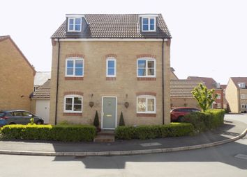 4 bed detached house for sale in Newson Road, Swindon SN25