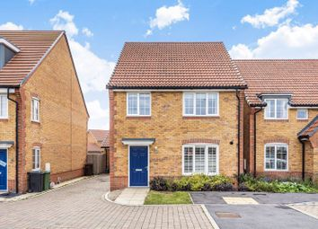 Thumbnail 4 bed detached house for sale in Hopkins Way, Harwell, Didcot