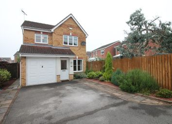 Thumbnail 3 bed detached house for sale in The Rodery, Mansfield