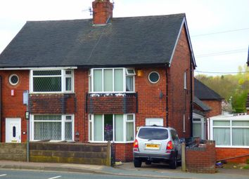 Thumbnail 2 bed semi-detached house for sale in Dividy Road, Bentilee, Stoke-On-Trent