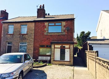 Thumbnail 2 bed semi-detached house to rent in Moss Lane, Burscough