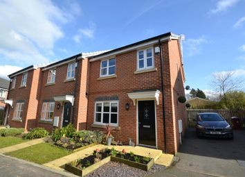 Thumbnail 3 bed mews house for sale in Brown Leaves Grove, Copster Green