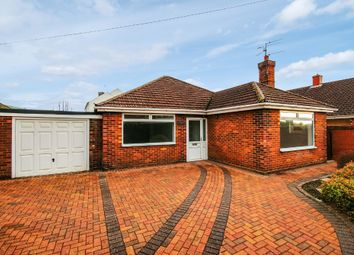 Thumbnail 2 bed detached bungalow to rent in Chapel Lane, North Hykeham, Lincoln