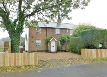 Thumbnail 2 bed semi-detached house for sale in Five Oak Green Road, Tudeley, Kent