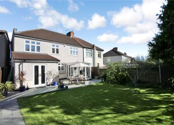 Thumbnail 4 bed semi-detached house for sale in Selwyn Crescent, South Welling, Kent