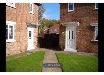 Thumbnail 2 bed semi-detached house to rent in Grange Grove, Doncaster