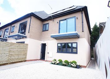 Thumbnail 4 bedroom semi-detached house for sale in Lincoln Road, Enfield Town