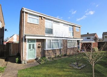 Thumbnail 3 bed detached house for sale in Grenidge Way, Oakley, Bedford