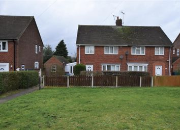 Thumbnail 3 bedroom semi-detached house for sale in Herrick Drive, Worksop