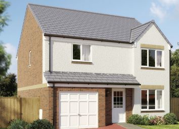 "Thumbnail 4 bed detached house for sale in ""The Balerno"" at Gateside Road, Haddington"