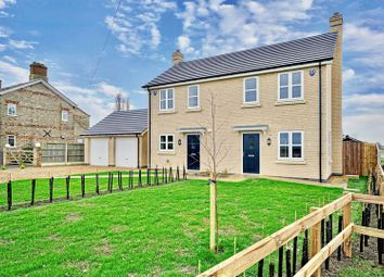 Thumbnail 3 bedroom semi-detached house for sale in Ugg Mere Court Road, Ramsey Heights, Ramsey, Huntingdon, Cambridgeshire.