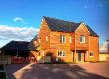 Thumbnail 4 bed detached house for sale in Woodstock Road, Yarnton, Kidlington
