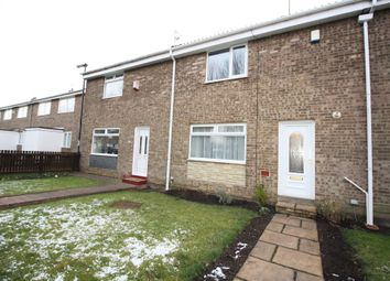Thumbnail 2 bed terraced house for sale in Haggerston Crescent, Etal Park, Newcastle Upon Tyne