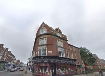 Thumbnail 1 bed flat to rent in Grove Road South, Southsea, Hampshire