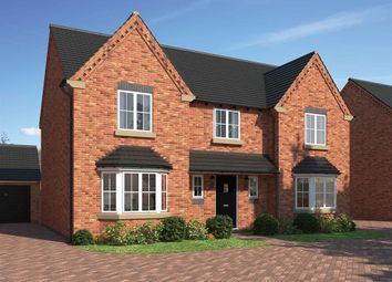 """Thumbnail 4 bed detached house for sale in """"The Gloucester"""" at Northborough Way, Boulton Moor, Derby"""