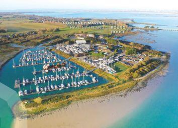 Northney Marina, Hayling Island PO11. 2 bed flat for sale