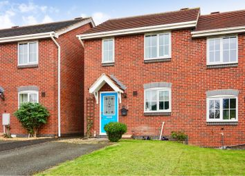 Thumbnail 2 bed semi-detached house for sale in Snowdrop Meadow, Telford