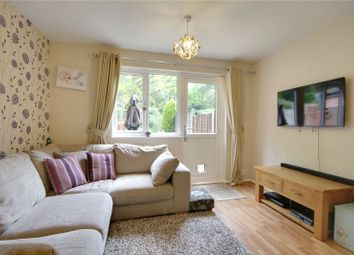 Thumbnail 2 bed terraced house for sale in Rowhurst Avenue, Addlestone, Surrey