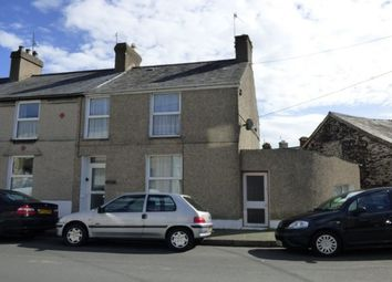 Thumbnail 3 bed end terrace house to rent in East Avenue, Porthmadog