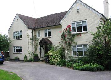Thumbnail 5 bed detached house for sale in Titchfield Lane, Wickham, Fareham, Hampshire
