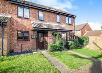 Thumbnail 2 bedroom terraced house for sale in Worlingham, Beccles, Suffolk