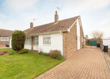 Cunningham Crescent, Birchington CT7. 3 bed semi-detached bungalow for sale
