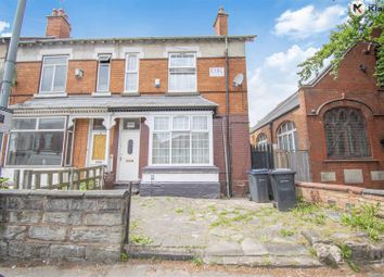 Thumbnail 3 bed end terrace house for sale in Springfield Road, Moseley, Birmingham