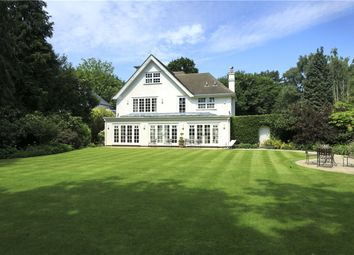 Thumbnail 5 bed detached house for sale in Edgecoombe Close, Coombe Hill