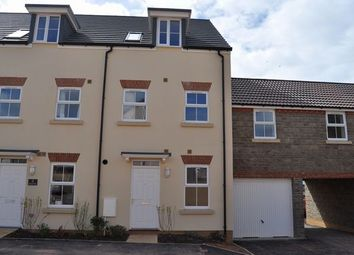 Thumbnail 3 bed semi-detached house to rent in Redland Way, Cullompton