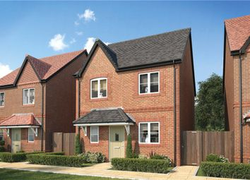 Thumbnail 3 bed detached house for sale in Woodhurst Park, Warfield, Berkshire