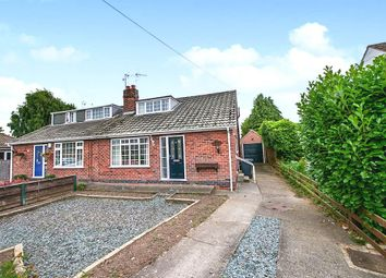 Thumbnail 3 bed semi-detached bungalow for sale in The Old Orchard, Fulford, York