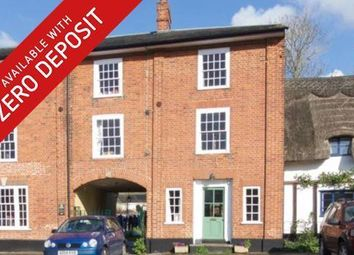 Thumbnail 3 bed terraced house to rent in Walpole, Halesworth