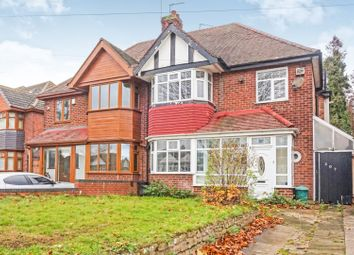 Thumbnail 3 bed semi-detached house for sale in Stechford Road, Birmingham