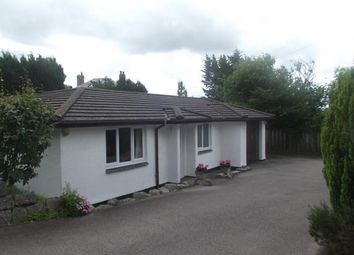 Thumbnail 3 bed bungalow for sale in Lostwithiel, Cornwall