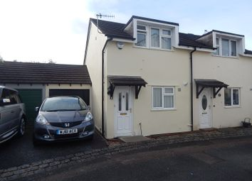 Thumbnail 2 bed semi-detached house to rent in Lowley Brook Court, Torquay