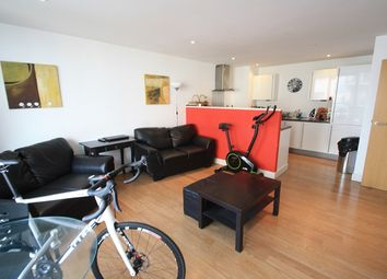 Thumbnail 2 bed flat to rent in Latitude Court, 3 Albert Basin Way, Royal Docks