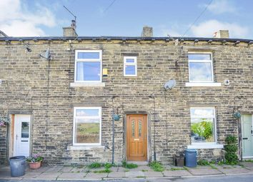 Thumbnail 3 bed terraced house for sale in Thorney Lane, Luddendenfoot, Halifax