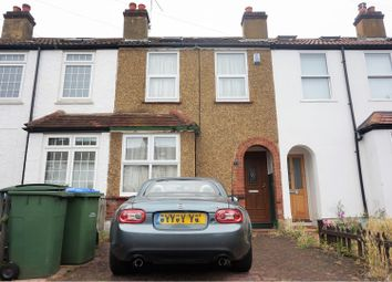 Thumbnail 4 bed terraced house for sale in Angel Road, Thames Ditton