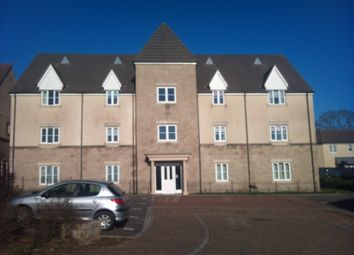 Thumbnail 1 bed flat to rent in Claytonia Close, Plymouth
