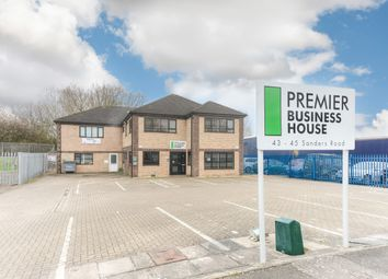 Thumbnail Office to let in Sanders Road, Wellingborough, Northamptonshire