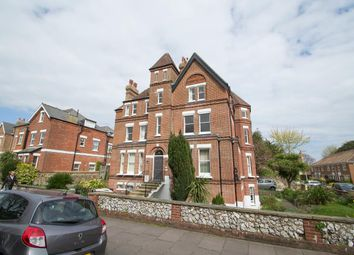 Thumbnail 3 bed flat for sale in Grange Road, Eastbourne