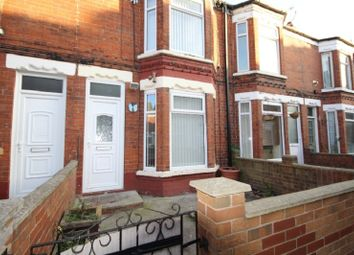 Thumbnail 2 bed terraced house for sale in Belle-Vue, Middleburg Street, Hull, East Yorkshire.
