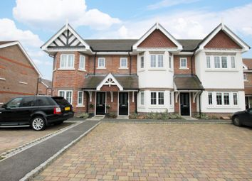 Thumbnail 4 bed town house to rent in Trenchard Close, Hersham, Walton-On-Thames