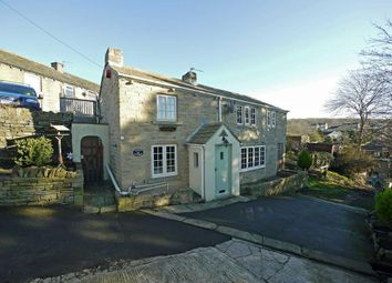 Thumbnail 3 bed cottage for sale in 7, Rowley Hill, Fenay Bridge, Huddersfield, West Yorkshire
