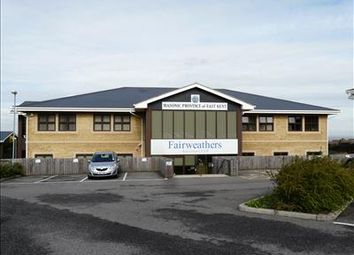Thumbnail Office to let in Suite 2, 9-10 Boorman Way, Estuary View Business Park, Whitstable